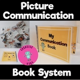 Picture Communication Book- PECS, Communication Board Starter Set