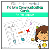 Picture Communication Cards