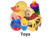 Picture Communication Collection-Toys