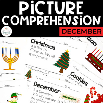 Picture Comprehension- Holiday (for students with Special Needs)