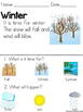 Picture Comprehension- January (for students with Special Needs)