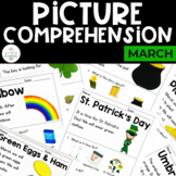 Picture Comprehension- March (for students with Special Needs)