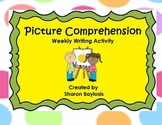 Picture Comprehension Writing