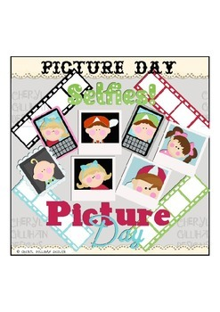 Picture Day Clipart Collection
