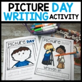 Picture Day Disaster Writing Activities for 1st and 2nd Gr