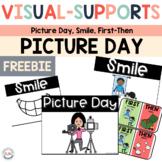 Picture Day Visual Supports for Preschool, Pre-K Special E