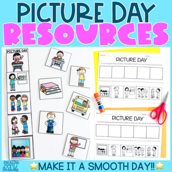 Picture Day Visuals and MORE!