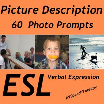 Picture Description:50 Photo Prompts