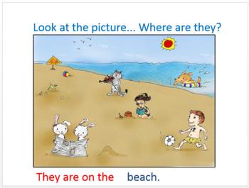Picture Description Fun!