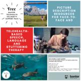 Picture Description Stimulus Resource for Language, Speech & Stuttering Targets