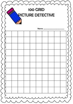 Picture Detective - Learning numbers to 100