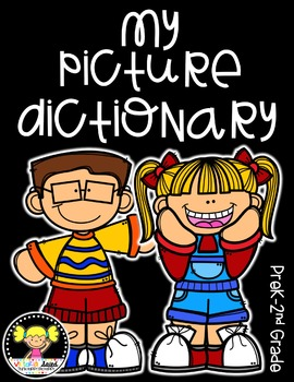 Picture Dictionary Printable