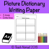 Picture Dictionary (6 Boxes)