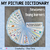Picture Dictionary Key Ring - Thematic Visual Vocabulary
