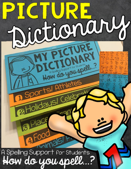 Picture Dictionary Spelling Support