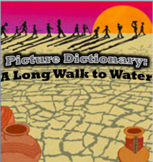 Picture Dictionary for A Long Walk to Water {editable}