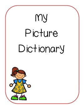 Picture Dictionary for young learners