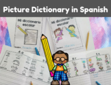 Picture Dictionary in Spanish (Diccionario con dibujos)