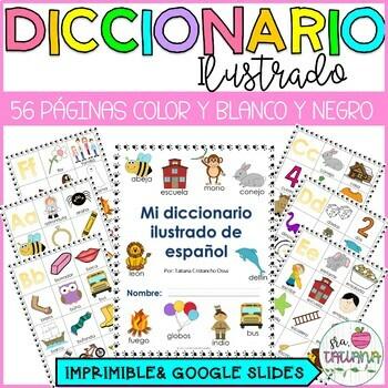 Picture Dictionary in Spanish/ Mi diccionario Ilustrado
