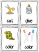 Picture Direction Cards