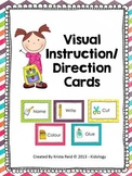 Picture Direction Task Cards