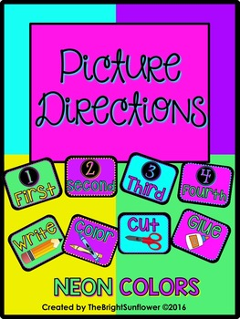 Picture Directions (NEON Theme)