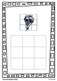 Picture Enlargement Using a Grid - A Fun Maths/Art Activity