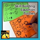 Picture Equations - Free Challenge Puzzles