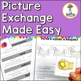 Picture Exchange Made Easy ( handouts to support those int