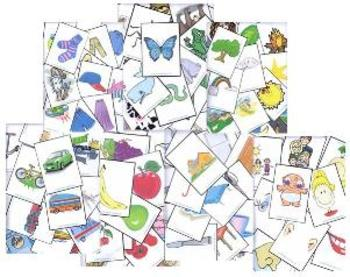 Picture Flash cards