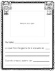 Picture Frame Worksheet in Spanish and English
