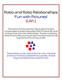 Picture Fun!  Ratios and Ratio Relationships - 6.RP.1
