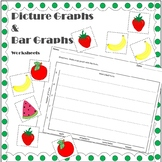 Picture Graph & Bar Graph Worksheets