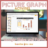 Picture Graph Google Slides Distance Learning