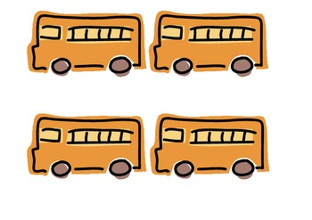 Picture Graph Pics - How the class travels to school