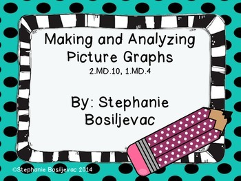 Picture Graphs-Making and Analyzing