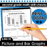 Picture Graphs and Bar Graphs | Second Grade Math 2.MD.10