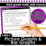 Picture Graphs and Bar Graphs   Third Grade Math 3.MD.3