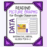 Picture Graphs for Google Classroom | Digital Slides | Dis