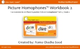 Picture Homophones™ eWorkbook 2 (Download & Print) - I See
