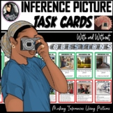 Picture Inference Task Cards