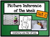 Picture Inference of the Week - Set 2