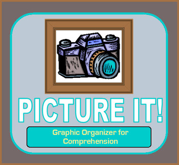 Picture It! Graphic Organizer to Help with Comprehension