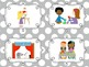 Picture Labels {Cute Chunky Polka Dot}