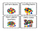 Picture Labels for Manipulative Storage