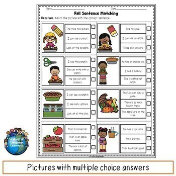 Picture Matching Bundle
