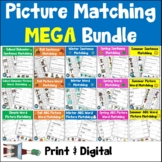 Picture Matching Mega Bundle Print and Digital