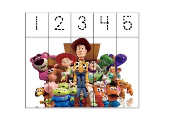 Picture Number Puzzles