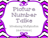 PICTURE NUMBER TALKS -- POWER POINT & CARDS BUNDLE
