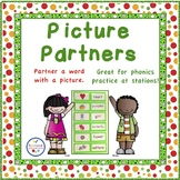 Initial Sounds Picture Partners